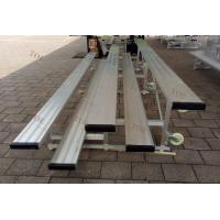 China Made in China manufacture Outdoor aluminum bleachers factory on sale