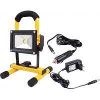 20W Portable High Powered Rechargeable Led Work Light , battery powered led flood lights