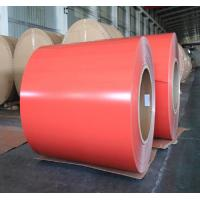 Corrosion Resistance Color Coated Aluminum Coil For Roofing / Ceiling AA1XXX/3XXX Manufactures