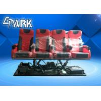 Mobile Truck 7d 9d Cinema Simulator with Electronic Platform / 5d Theater Equipment Manufactures