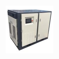 Two Stage PM VFD Rotary Screw Type Air Compressor 6.3m3 / Min 8 Bar 40HP 30KW Manufactures
