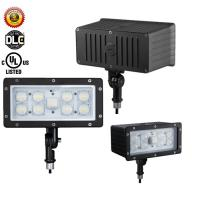 Aluminum High Lumen Outdoor LED Flood Light Cold White 6800Lm AC100-277V Manufactures