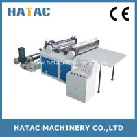 Automatic A4 Paper Slitting and Sheeting Machine,Adhesive Label Slitting Machine,Wax Paper Cutting Machinery Manufactures