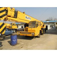 China Used KATO NK-250E-III 25T TRUCK CRANE SALE ORIGINAL JAPAN KATO USED 25T TRUCK CRANE SALE on sale