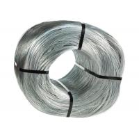 Galvanized Or Electrolytic Iron Gi Binding Wire For Construction , Steel Binding Wire Manufactures