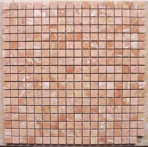 China bathroom red tile ideas on sale