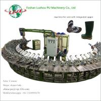 China Machinery Manufacturer Insole and Outsole PU Shoe Sole Pouring Machine Manufactures
