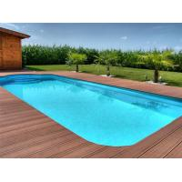 China Co-Extrusion WPC with Shield Wood Gain Faux Timber 140*23mm (RMD-C01) on sale