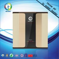 Buy cheap tankless small air source water heater sanitary all in one heat pump from wholesalers