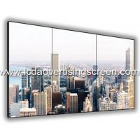 55 Inch Video Wall Vertical Screen Display 1.8mm Bezel  LCD Splicing Manufactures