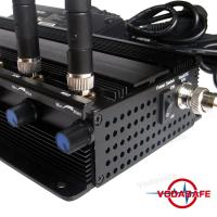 8 RF Power Adjustable Mobile Phone Signal Jammer 2G 3G 4G 5G Cell Phone Signal Jammer Manufactures