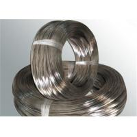 SUS TP 201 Hydrogen Steel Wire Rod Custom Length Excellent Straightness Manufactures