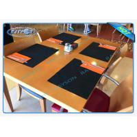 STERILE Fabric Tablecloths Non Woven Tablecloth 45gsm 50gsm 70gsm Manufactures