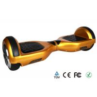 110 - 220v 2 Wheel Hoverboard Two Wheels Self Balance Electric Scooter With Led Light Manufactures