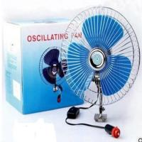 """8"""" Oscillating Car Radiator Electric Cooling Fans With Customized Color Manufactures"""