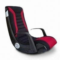 Game Music Chair with Built-in 2.1-channel Speaker System and USB/SD (Optional) Manufactures