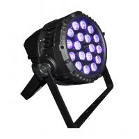 IP65 18 x 15w RGBWA UV 6in1 Outdoor LED Par Can Light Professional Stage Lighting Manufactures