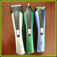 NHC-2012 3 In 1 Hair Nose Beard Hair Trimmer Rechargeable Hair Clipper Manufactures