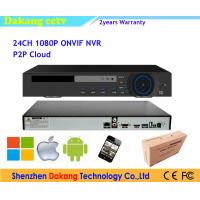 CCTV Network Digital Video Recorder System H.264 24CH 1080P / 32CH 960P Manufactures