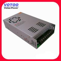 China 12 Volt 20 Amp LED Power Supply Switching Power Adapter , 200W AC To DC Transformer on sale