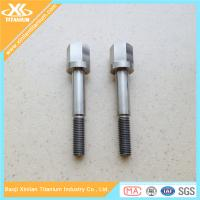 China Customized Titanium Alloy Special Head Bolts on sale