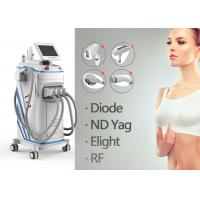Laser Beauty Machine Diode Laser Elight IPL SHR Vertical Hair Removal Beauty Machine Professional Multifunction Equipmen Manufactures