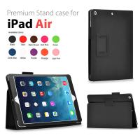 Durable PU / Microfiber Leather iPad Case Stand for Apple Air 5 Fashionable Manufactures