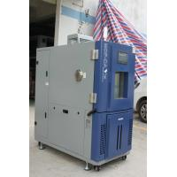 Custom Programmable Environmental Test Chamber With Operation Hole Manufactures