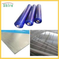 Anti Dust Clear Self Adhesive Film , Industrial Protective Films For Aluminum Coil Manufactures