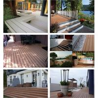 Composite decking with High Quality, Outdoor cheapwpc decking Manufactures