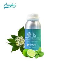 China Office Lemon Essential Oils / Smell Well Frankincense Essential Oil on sale