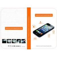 China tempered glass screen protector for iphone 5/5s/5c on sale