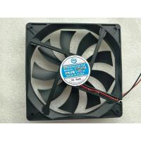 China DC Exhaust Computer Case Cooling Fans Waterproof 87.6CFM Max Air Flow 2500rpm Speed on sale