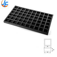 Heavy Duty Aluminium Baking Tray Non Stick Hot Dog Sheet Pan Rectangle Muffin Pan Manufactures