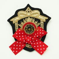 Decorative clothing embroidered patches badges