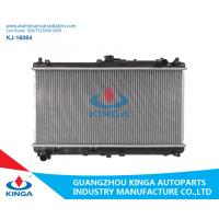 2014 Mazda Plastic Aluminum Auto Radiators Of Miata Mx-5'99-04 Mt / Car Condenser Manufactures