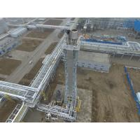 Stainless Steel Elevated Flare System With Proessional & Experiened Site Servie Manufactures