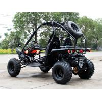 Quality Dual Shock Air Cooled 2 Seater Off Road Go Kart With Belt Drive + Chain Drive for sale