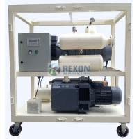 3 Phase High Vacuum Pump Set Transformer Vacuumimg System RNVS -200 200L / S Manufactures