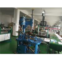 Semi Automatic Box Forming Machine Resin Sand Casting Process Low Noise Manufactures