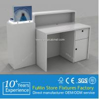 Quality custom made forming acrylic cosmetic display case for sale