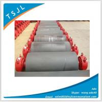 Small friction & flexural conveyor belt take-up pulleys Manufactures