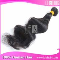 Hot selling products grade 5a unprocessed brazilian virgin hair body wave