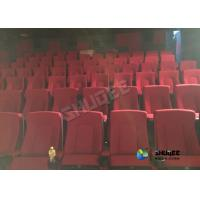 Sound Vibration Cinema Shock Movie Theatre Chairs Comfortable Amazing Feeling Manufactures