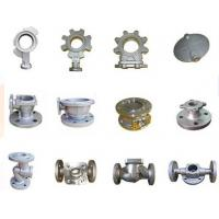 Valve Parts Investment Casting Services , Carbon Steel Investment Casting Linear Cutting Manufactures
