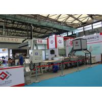 High Speed Solar Glass Loading Machine With Handling Arm, Washing Machine Line Manufactures