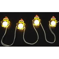 Christmas LED garland light battery LED string light warm white Led copper wire lights Manufactures