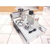 Mini Portable metal aluminum iron acrylic Engraving small CNC Routers milling machine Manufactures