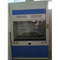 whole steel fume cabinet with acid and akali resistance in chemical laboratory Manufactures