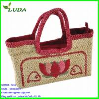 Trimming embroidery straw bags Manufactures
